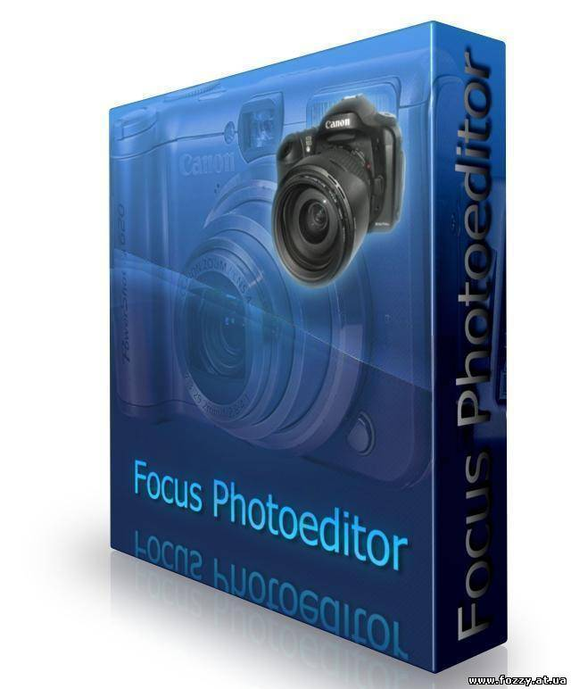 Focus Photoeditor 6.3.4 Portable.