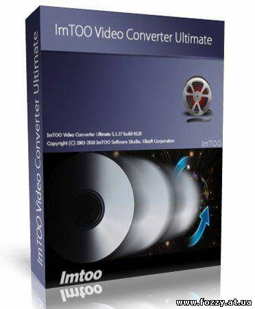 ImTOO Video Converter Ultimate - мощный мультимедийный конвертер. . Поддер