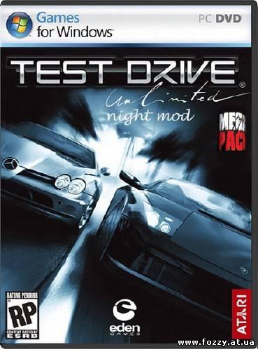 О питании и приготовлении еды. Test Drive Unlimited: Night Mod (2011/RUS/E